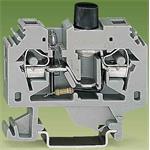WAGO Kontakttechnik Sicherungsklemme 282-124