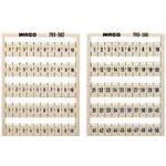 WAGO Kontakttechnik WMB-Bezeichnungssystem 793-501