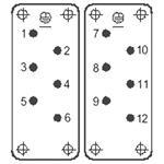 Weidmüller Kontakteinsatz HDC HSB 6 FS 7-12