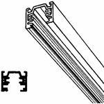Zumtobel Licht Stromschiene 1ph sw S2 801890