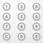 Ritto Portier Codiermodul tit 1 8764/30