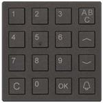 TCS Tür Control Tastaturmodul sw AMI10300-0057