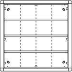 Ritto AP-Rahmen 1883999