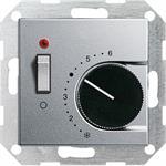 Gira Raumthermostat Ein Aus 24V 039326