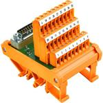 Weidmüller SPS-D Ein-/Ausgangs-Modul RS SD50B LP3R
