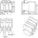 Siemens Lasttrennschalter IU=63A U 3KL5040-1AB01