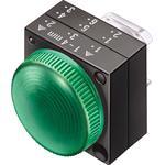 Siemens Leuchtmelder mit konz. Rin 3SB3001-6BA00