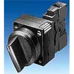 Siemens Komplettgerät rund Knebel 3SB3202-2KA11-0CC0