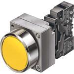 Siemens Komplettgerät rund Druckta 3SB3602-0AA31
