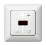 Legrand 776769 Wippe IOBL Tastdimmer 300W 2-fach PLC/IRCreo ultra