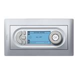 Legrand 781383 Abdeckung für Thermostat Galea soft aluminium
