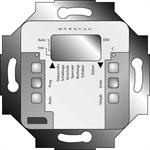 Astro-Uhr Zentralsteuerger 175220