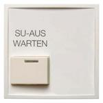 Berker Zentralstueck m. Quittiert 13086089