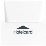 Jung Hotelcard-Schalter lgr LS 590 CARD LG