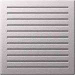 Merten Zentralplatte alu MEG4450-0460