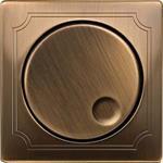 Merten Zentralplatte mess MEG5250-4143