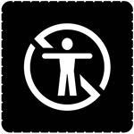Busch-Jaeger Piktogramm Durchg.verboten 2144/53-19