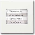 Busch-Jaeger LED-Anzeige WaveLINE 6730-884
