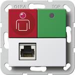 Gira Ruf-/Abstelltaster rws 590303