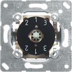 Peha 3-Stufen-Drehschalter 10A D 601-10/3 O.A.