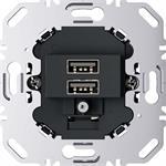Berker USB Ladesteckdose 230V 260205