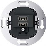 Berker USB Ladesteckdose 230V 260215
