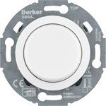 Berker Uni-Drehdimmer Z.-st.(LED) 294410