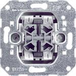 Gira Wipptaster-Einsatz 4f. 014700
