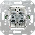 Gira Doppel-Wipptaster-Einsatz 015500