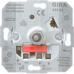 Gira Potentiometer-Einsatz 030900