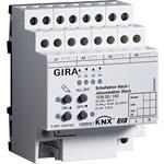 Gira Schaltaktor 4fach / Jalousieaktor 2fach REG 103600