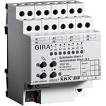 Gira Schaltaktor 8fach / Jalousieaktor 4fach REG 103700