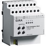 Gira Funk-Schaltaktor 4fach 115500