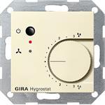 Gira Hygrostat cws-gl 226501