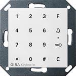 Gira Code Tastatur rws-matt 260527