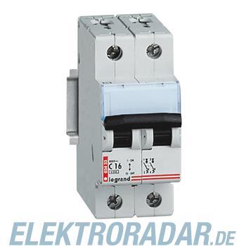 Legrand 3308 Leitungsschutzschalter DX-E B 6A 2-polig6kA