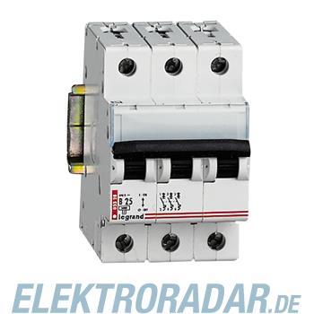 Legrand 3322 Leitungsschutzschalter DX-E B 6A 3-polig6kA
