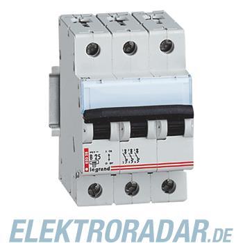 Legrand 3328 Leitungsschutzschalter DX-E B 25A 3-polig 6kA