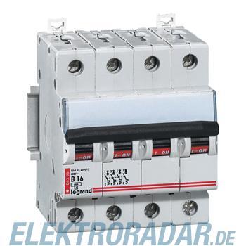 Legrand 3376 Leitungsschutzschalter DX-E B 40A 4-polig 6kA