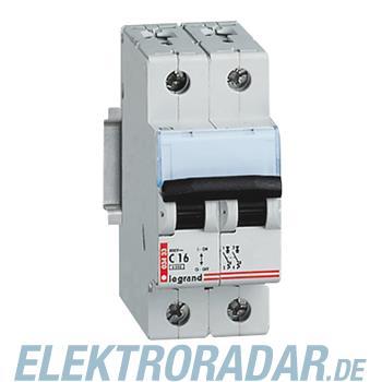 Legrand 3429 Leitungsschutzschalter DX-E C 6A 2-polig6kA