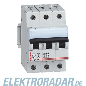 Legrand 3452 Leitungsschutzschalter DX-E C 20A 3-polig 6kA