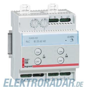 Legrand 3600 IOBL Schaltaktor 2-fach 10A PLC REG
