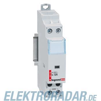 Legrand 4158 Schuetz 230V 25A 2 Schliesser Lexic Legrand