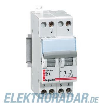 Legrand 4383 Kippschalter 2xW 20A Lexic Legrand