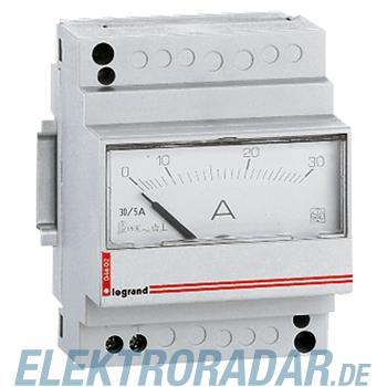 Legrand 4602 Amperemeter 0-30 A analog Lexic Legrand