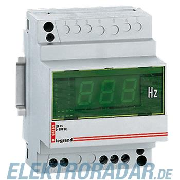 Legrand 4664 Digitaler Frequenzmesser 40-80 Hz LexicLegrand