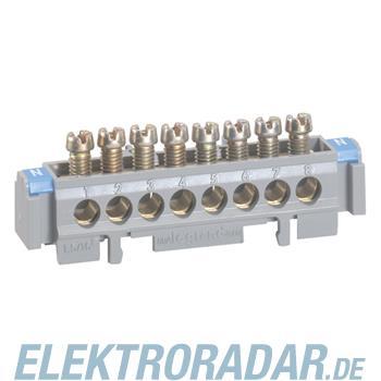 Legrand 4822 Klemmenleiste 25 mm² 8 x 16 mm² universal