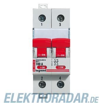Legrand 6198 Leitungsschutzschalter B 6A 1-polig+N 6kA 1-modul