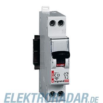 Legrand 6200 Leitungsschutzschalter B 10A 1-polig+N 6kA 1-modul
