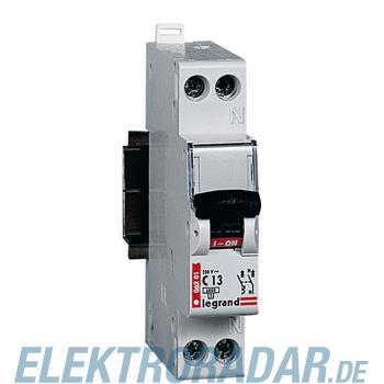Legrand 6201 Leitungsschutzschalter B 13A 1-polig+N 6kA 1-modul